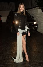 HAILEE STEINFELD at Chateau Marmont in West Hollywood 01/05/2017