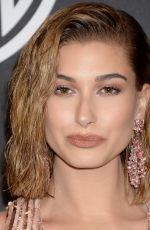 HAILEY BALDWIN at Warner Bros. Pictures & Instyle