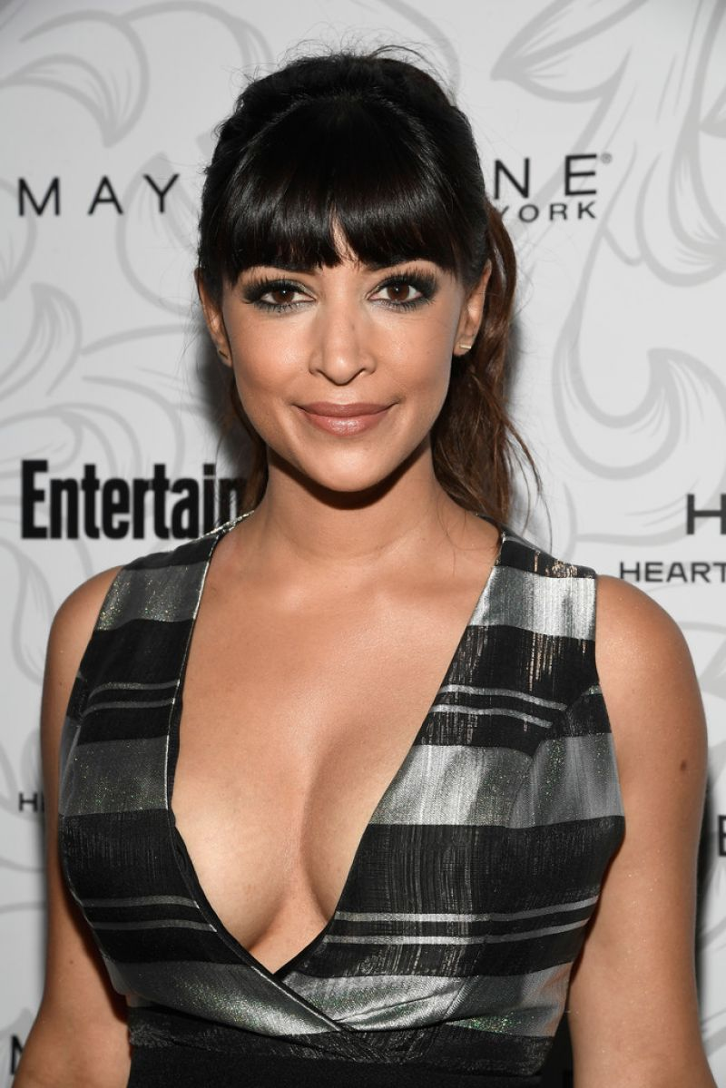 HANNAH SIMONE at Entertainment Weekly Celebration of SAG Award Nominees in Los Angeles 01/28/2017