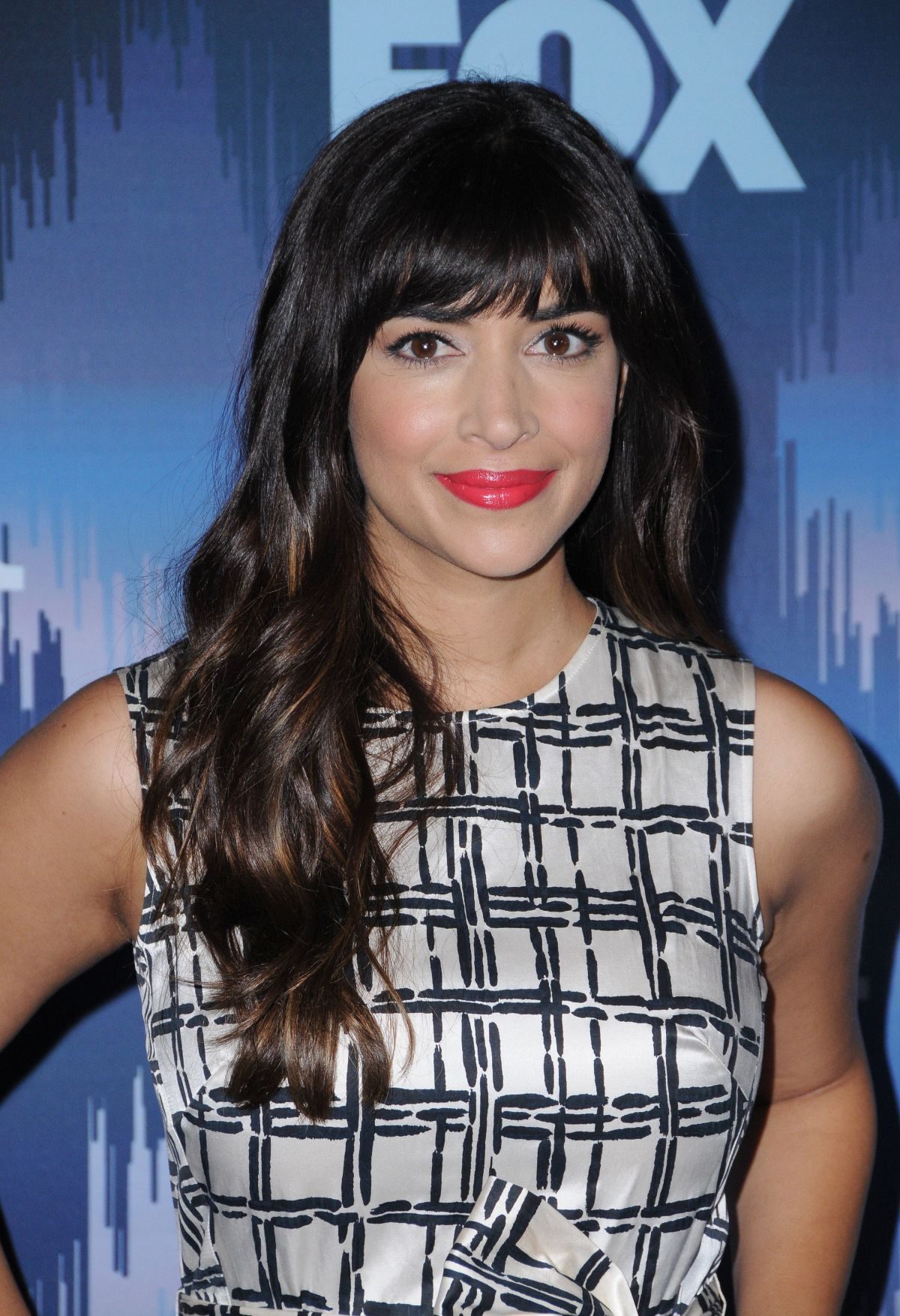 HANNAH SIMONE at Fox All-star Party at 2017 Winter TCA Tour in Pasadena 01/11/2017
