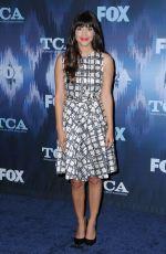 HANNAH SIMONE at Fox All-star Party at 2017 Winter TCA Tour in Pasadena 01/11/2017