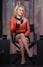 HAYDEN PANETTIERE at AOL Build Speakers Series in New York 01/05/2017