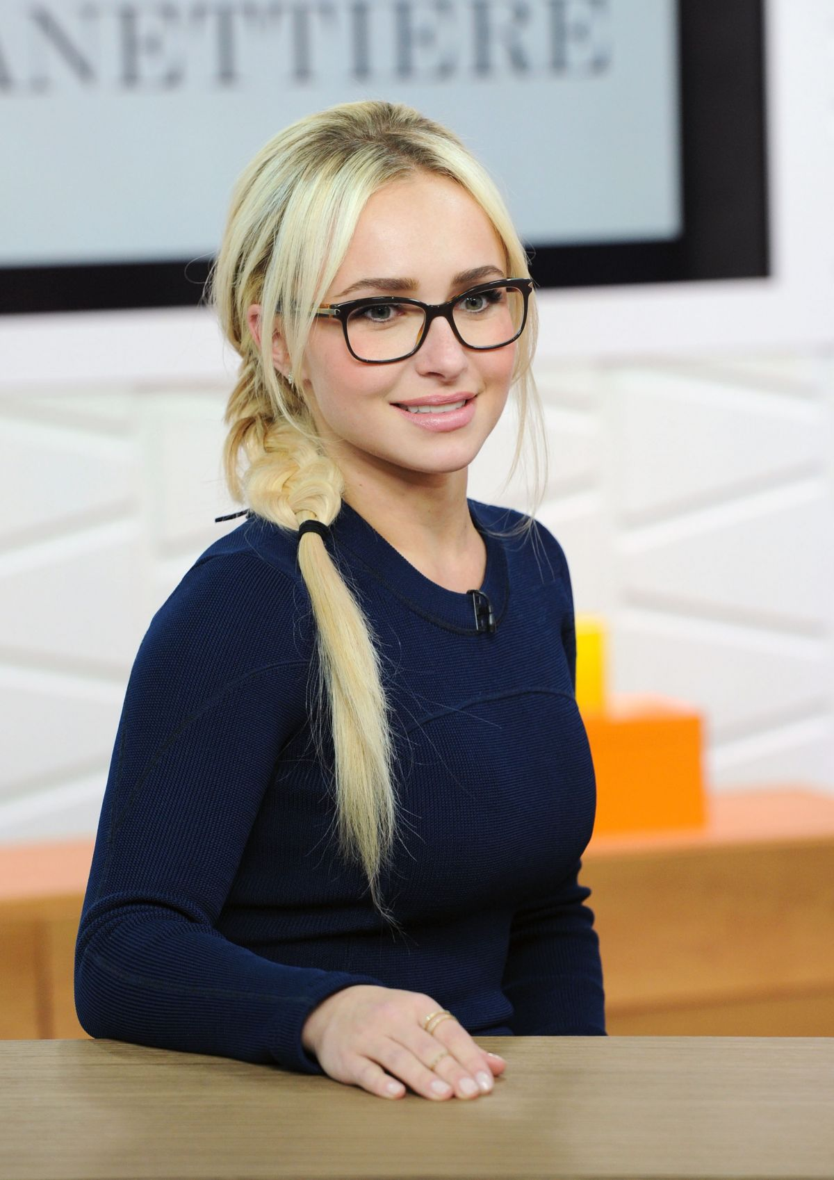 HAYDEN PANETTIERE on A... Hayden Panettiere