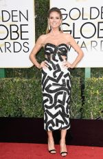 HEIDI KLUM at 74th Annual Golden Globe Awards in Beverly Hills 01/08/2017