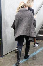 HILARY DUFF Out in Los Angeles 01/20/2017