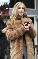 HOLLY HUNTER Out and About in Park City 01/20/2017