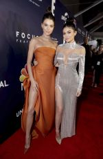 KYLIE and KENDALL JENNER at Warner Bros. Pictures & Instyle's 18th Annual Golden Globes Party in Beverly Hills 01/08/2017