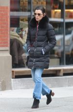 JULIANNA MARGUILES Out and About in New York 01/20/2017