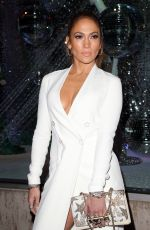 JENNIFER LOPEZ at Shoe Capsule Collection Launch in Los Angeles 01/26/2017