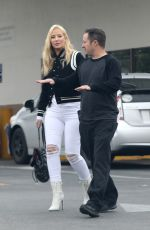 IGGY AZALEA Out and About in West Hollywood 01/03/2017