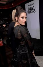 INBAR LAVI at Marie Claire's Image Maker Awards 2017 in West Hollywood 01/10/2017