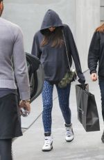 IRINA SHAYK Out Shopping in Los Angeles 01/03/2017