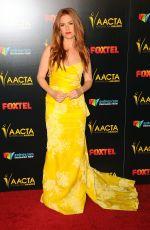 ISLA FISHER at AACTA International Awards 2017 in Hollywood 01/06/2017