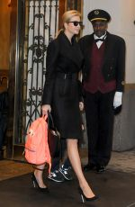 IVANKA TRUMP Out in New York 01/12/2017