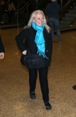 JACKI WEAVER Arrives in Salt Lake City 01/21/2017