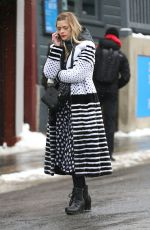 JAIME KING Out and About in Park City 01/20/2017