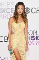 JAMIE CHUNG at 43rd Annual People's Choice Awards in Los Angeles 01/18/2017