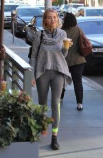 JAMIE FRAICHE Out and About in Beverly Hills 01/06/2017