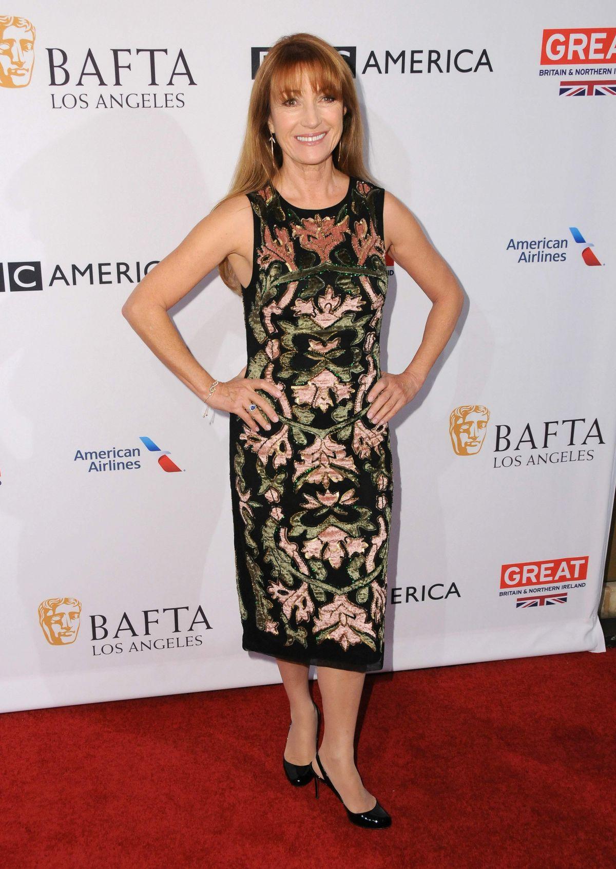 JANE SEYMOUR at Bafta Tea Party in Los Angeles 01/07/2016