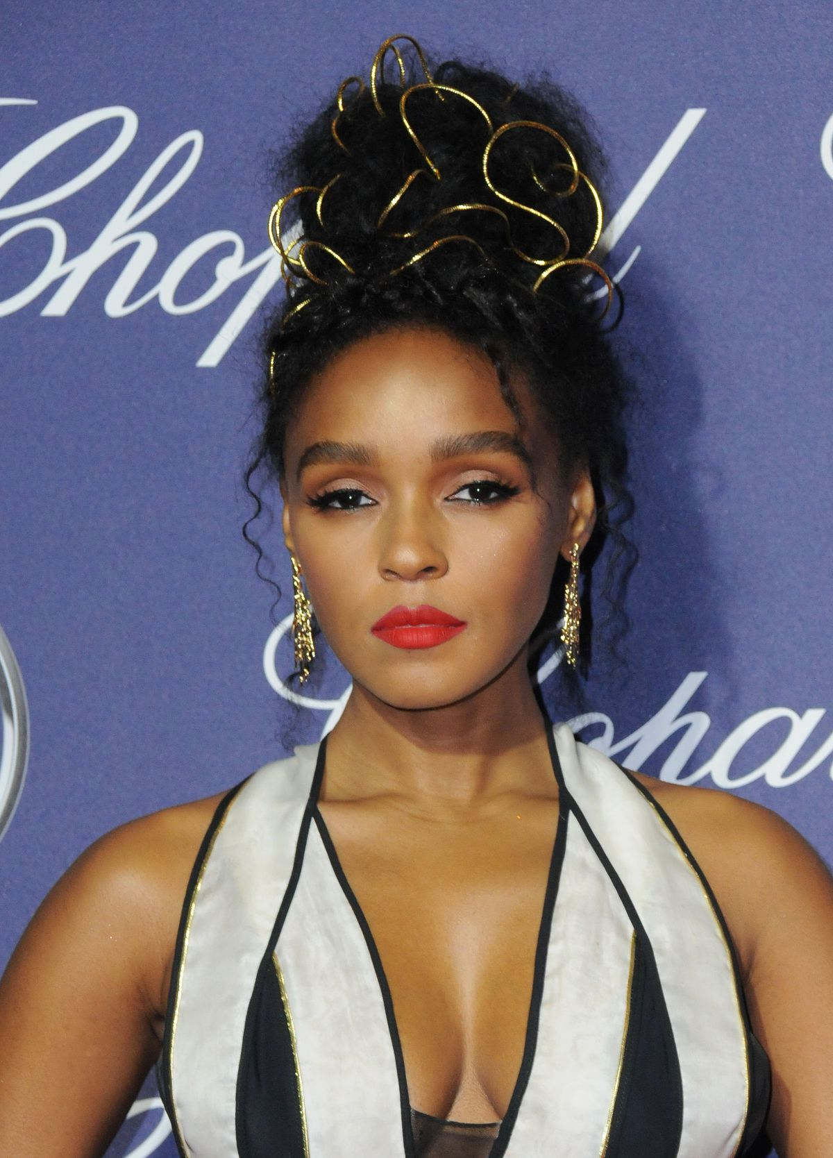 JANELLE MONAE at 28th Annual Palm Springs International ...