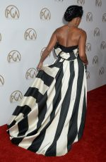 JANELLE MONAE at 28th Annual Producers Guild Awards in Beverly Hills 01/28/2017