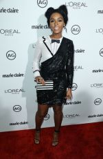 JANELLE MONAE at Marie Claire's Image Maker Awards 2017 in West Hollywood 01/10/2017