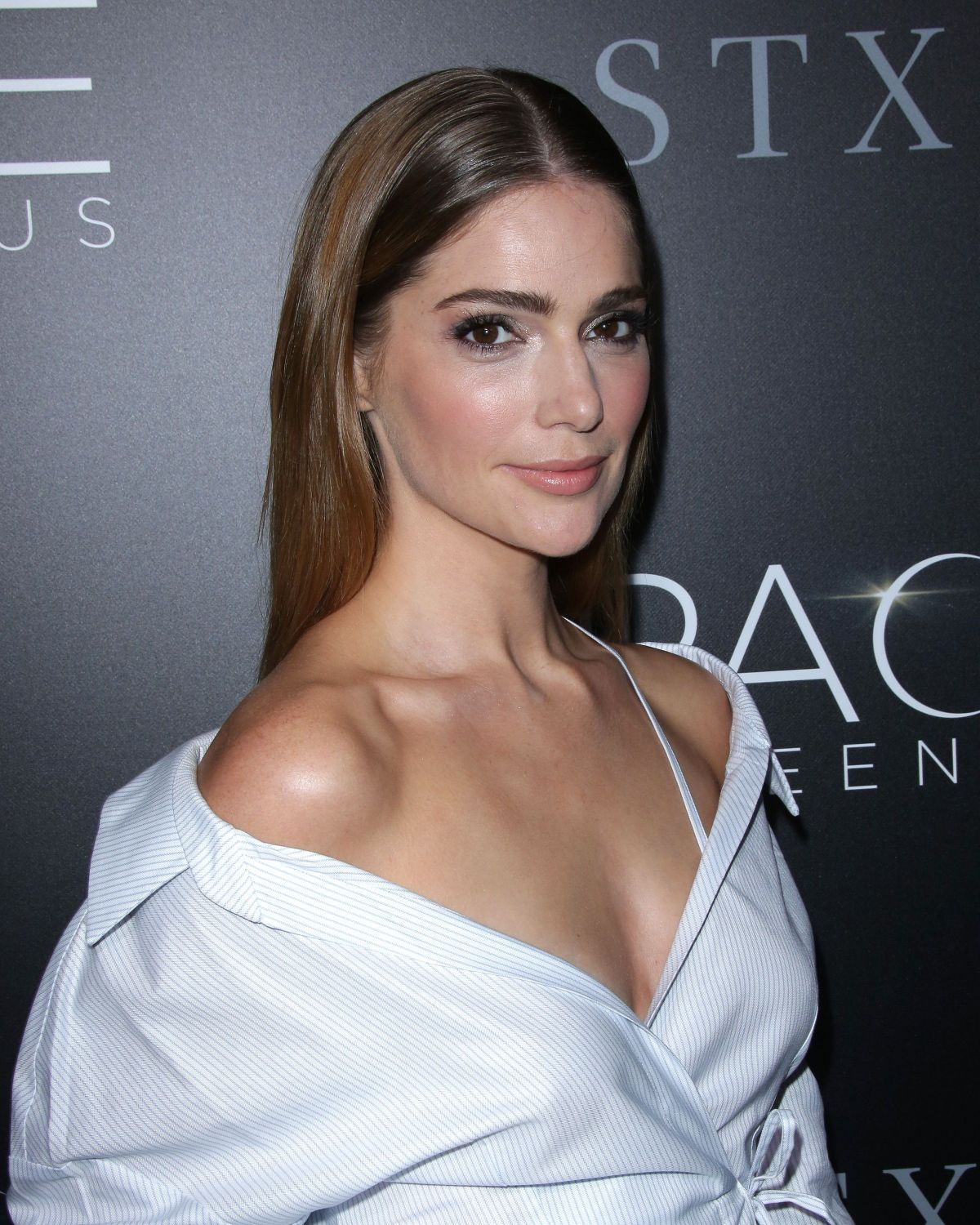 JANET MONTGOMERY at 'The Space Between Us' Premiere in Los Angeles 01/17/2017