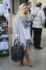 JASMINE DUSTIN Out in Park City 01/21/2017