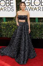 JEANNIE MAI at 74th Annual Golden Globe Awards in Beverly Hills 01/08/2017