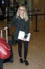 JENN MCALLISTER Arrives in Salt Lake City 01/21/2017