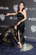 JENNA DEWAN at Warner Bros. Pictures & Instyle's 18th Annual Golden Globes Party in Beverly Hills 01/08/2017