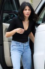 JENNA DEWAN Out and About in Sherman Oaks 12/31/2016