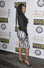 JENNIA FREDERIQUE at 48th Naacp Image Awards Nominees