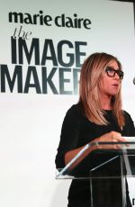 JENNIFER ANISTON at Marie Claire's Image Maker Awards 2017 in West Hollywood 01/10/2017