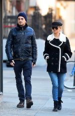 JENNIFER LAWRENCE Out and About in New York 01/02/2017
