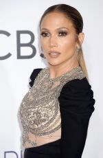 JENNIFER LOPEZ at 43rd Annual People's Choice Awards in Los Angeles 01/18/2017