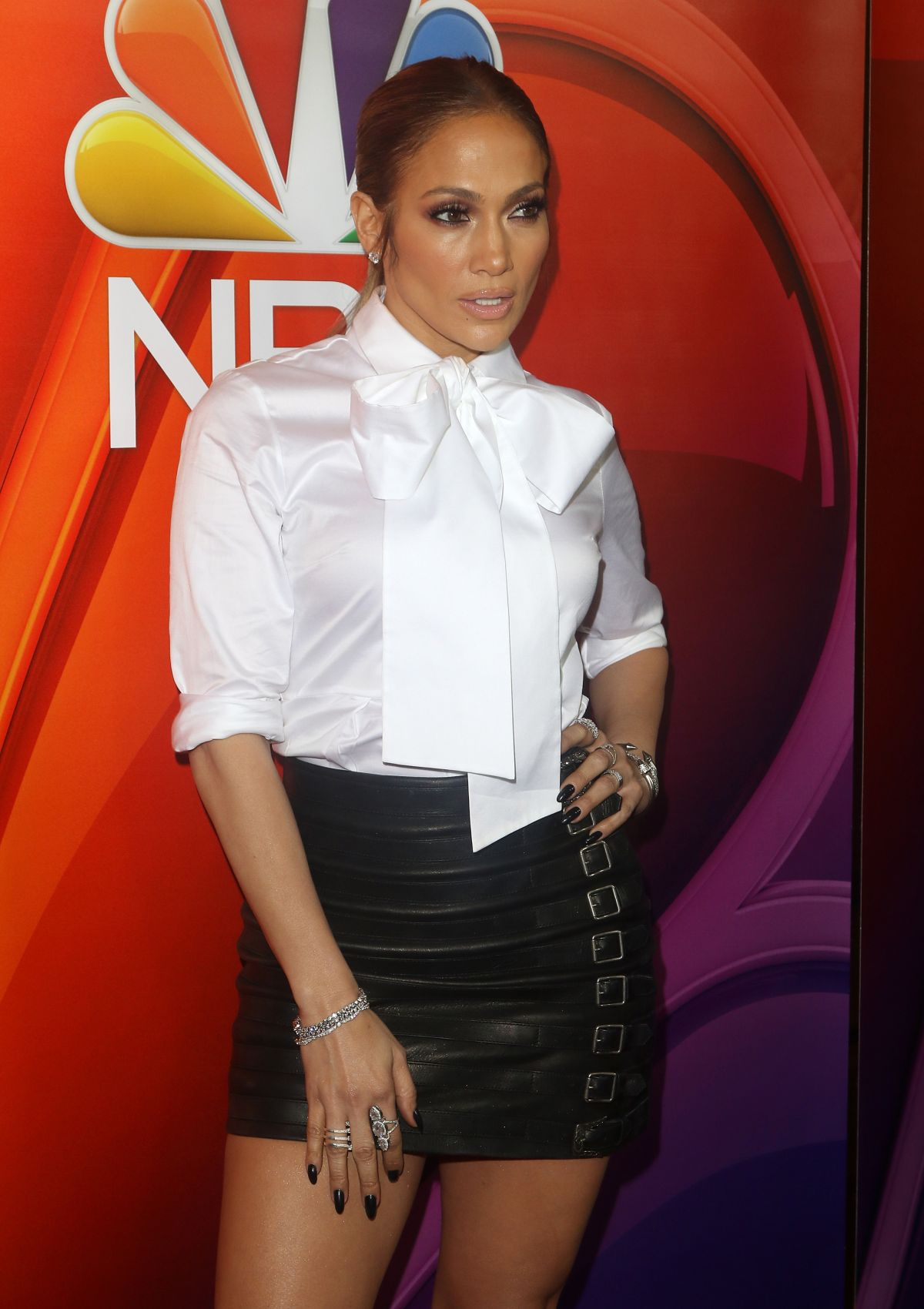 JENNIFER LOPEZ at NBC/Universal 2017 Winter TCA Press Tour in Pasadena 01/18/2017