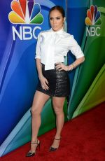 JENNIFER LOPEZ at NBC/Universal 2017 Winter TCA Press Tour in Pasadena 01/18/2017