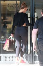 JENNIFER LOPEZ in Tights Out Shopping in Beverly Hills 01/06/2017