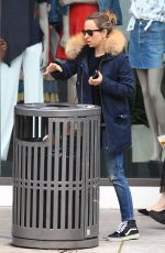 JENNIFER MEYER Out and About in Beverly Hills 01/09/2017