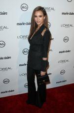 JESSICA ALBA at Marie Claire