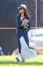 JESSICA ALBA Out in Hawaii 01/02/2017