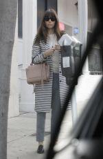 JESSICA BIEL at Au Fudge in West Hollywood 01/24/2017