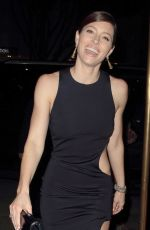 JESSICA BIEL at Madeoo Restaurant in Los Angeles 01/08/2017