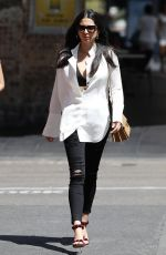 JESSICA GOMES Out and About in Sydney 01/30/2017