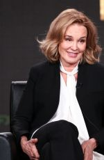 JESSICA LANGE and SUSAN SARADON at 2017 Winter TCA Panel in Pasadena 01/12/2017