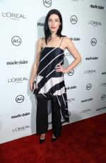 JESSICA PARE at Marie Claire's Image Maker Awards 2017 in West Hollywood 01/10/2017