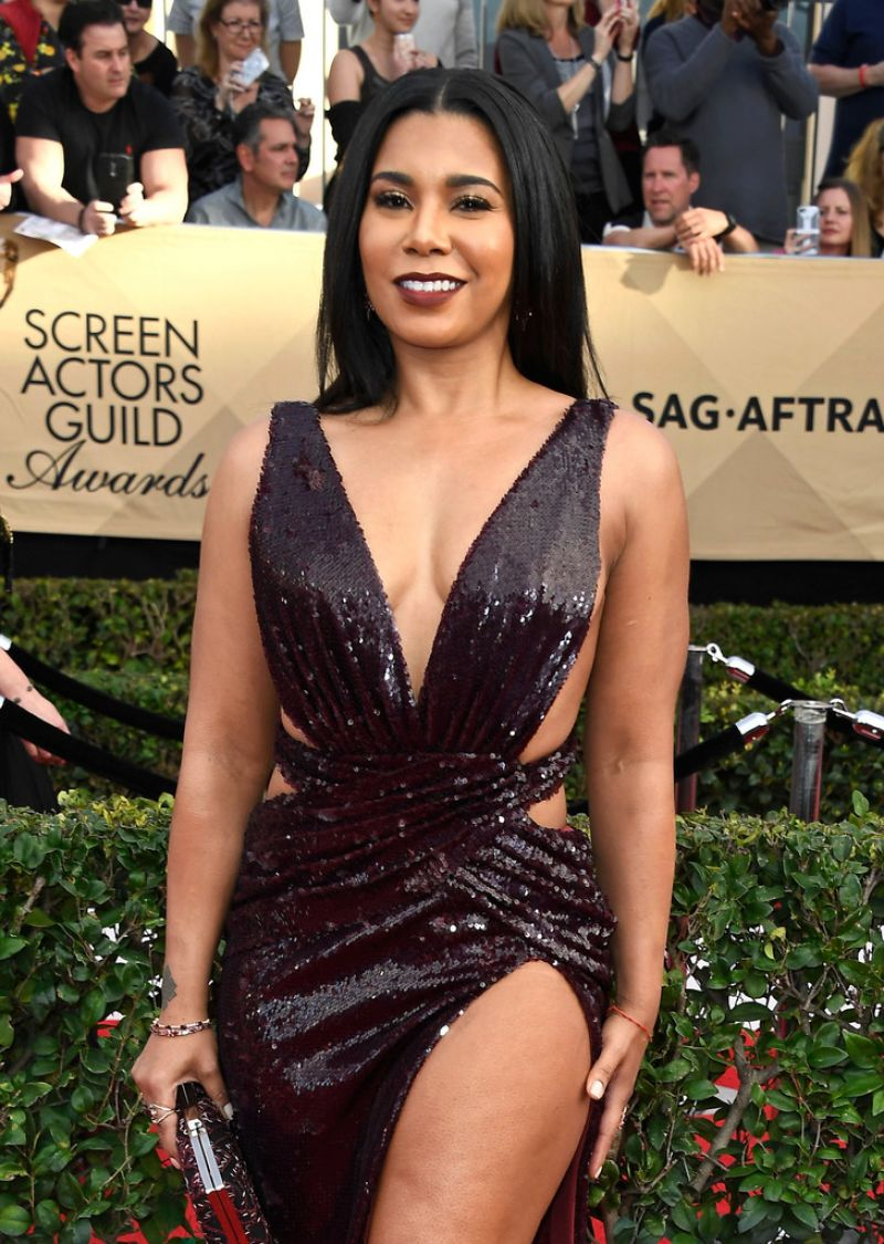 JESSICA PIMENTEL at 23rd Annual Screen Actors Guild Awards in Los Angeles 01/29/2017
