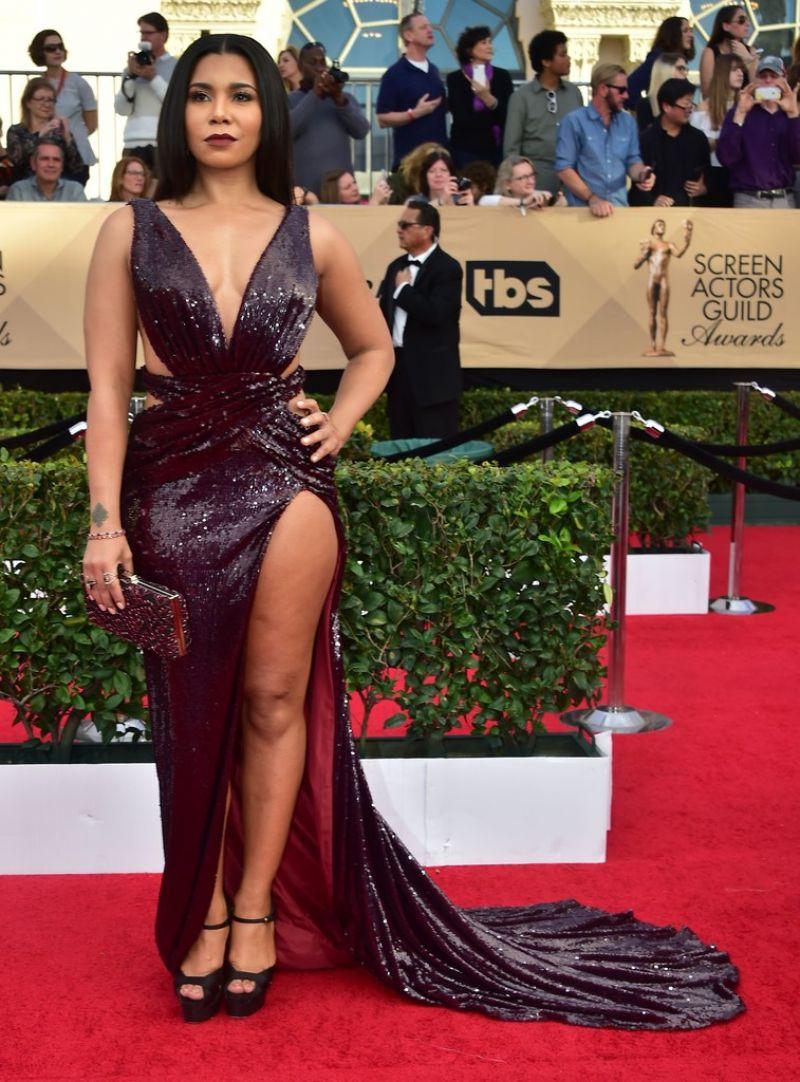 Jessica Pimentel At 23rd Annual Screen Actors Guild Awards
