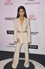 JHENE AIKO at Harper's Bazaar 150 Most Fashionable Women Party in Hollywood 01/27/2017